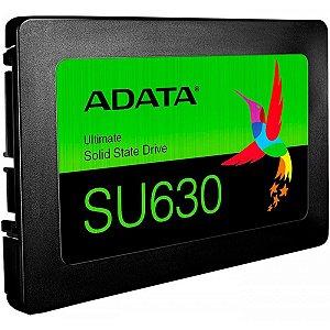 "SSD ADATA 240GB SATAIII 25"" ASU630SS240GQR"