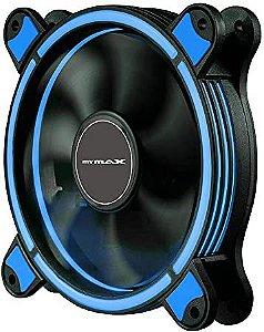 Cooler Fan Ring Led Azul 120*120