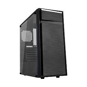 Gabinete Gamer Bluecase BG-015 Preto