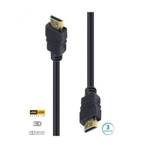 CABO HDMI 2.0 4K 3D 3M H20-3