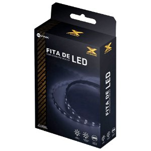 FITA DE LED BRANCO MOLEX 1 METRO - LBM1