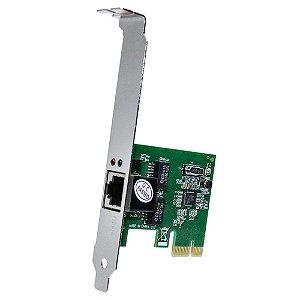 Placa de Rede 10/100/1000Mbps PCI Express Gigabit(MGLANE-JEN)