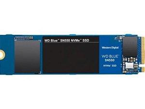 SSD M2 2280 WD BLUE 1TB SN 500 NVME WDS100T2B0C