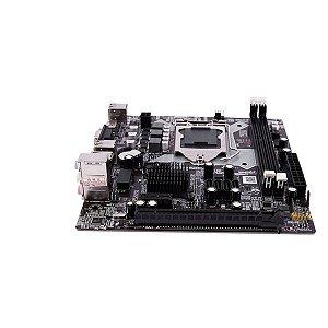 Placa Mae Brx 1150 H81 Micro Atx Ddr3 LGA 1150