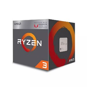 * Proc AMD Ryzen3 2200Pro 3.5GHz 6Mb AM4 65W RadeonVega8 MPK PN # YD220BC5FBMPK - Mul