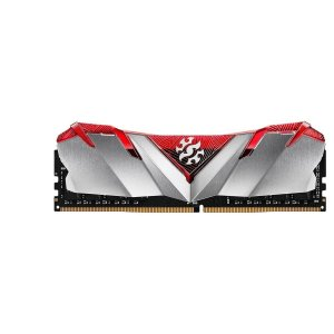 Memória Ram Adata Xpg Gammix D30 8gb Ddr4 2666Mhz Cl16 Red - AX4U266638G16-SR30