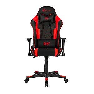 Cadeira Gamer DN2 Preto/Vermelho - Draxen(DN002/RD)