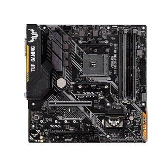 Placa Mae Asus Tuf B450M Plus Gaming Micro Atx Ddr4 AM4