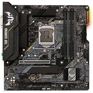Placa Mãe Asus Tuf B460M-Plus Lga1200 DDR4