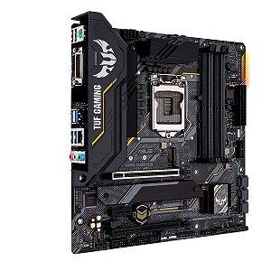 Placa Mae Asus Tuf Gaming B460M-Plus  Micro Atx Ddr4 LGA 1200