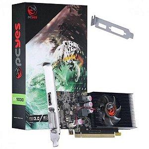 GPU GT 1030 2GB GDDR5 64 - PA1030GT6402G5