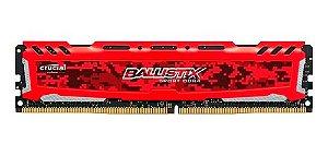 MEMORIA CRUCIAL BALLISTIX SPORT 8GB 3200MHZ DDR4 CL16