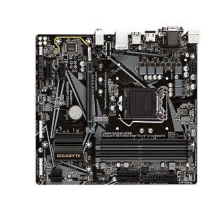 Placa Mae Gigabyte B460m-DS3H Micro Atx Ddr4 LGA 1200