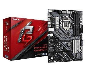 Placa Mae AsRock H470 Phantom Gaming 4 LGA 1200 DDR4 HDMI