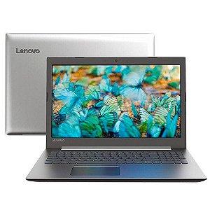 NOTEBOOK LENOVO IDEA330 15.6 I3-7020U 4GB 1TB LIN 81FES00100 PRATA BIVOLT