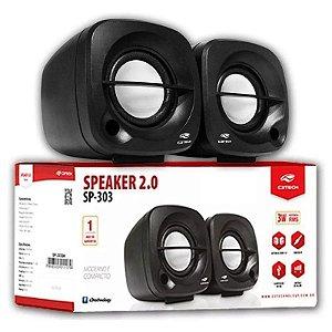 SPEAKER 2.0 SP-303BK C3T
