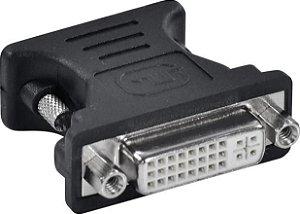 ADAPTADOR DVI FÊMEA 24+5 X VGA MACHO ADVIIF-V - VINIK