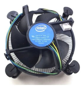 Cooler Intel E97379-003 P/ Processador 1151/1150/1155/1155/1156 PN # E97379-003