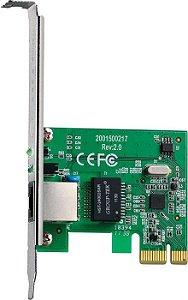 PLACA DE REDE 10/100/1000 PCI-E 1LAN TG-3468 - TP-LINK