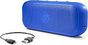 Speaker Mobile HP com Bluetooth S400 - Azul
