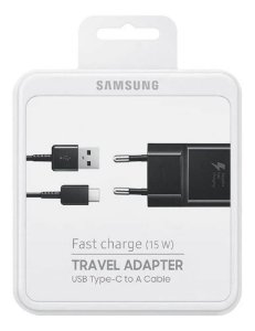 CARREGADOR CABO USB SANSUNG ULTRA RAPIDO 15W USB-C TA20B