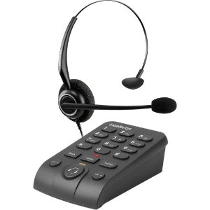 TELEFONE HEADSET HSB50 - INTELBRAS