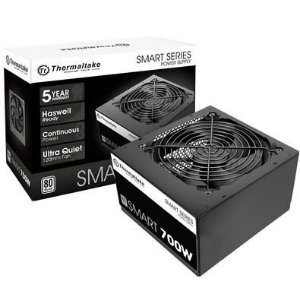 FONTE 700W THERMALTAKE SMART 80 PLUS WHITE
