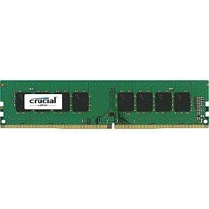 MEMORIA 8GB DDR4 2400MHZ DIMM CRUCIAL - CT8G4DFS824A