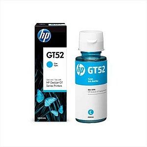 REFIL TINTA HP GT52 M0H54AL CIANO