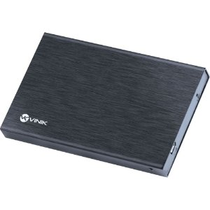 "CASE EXTERNO HD 2.5"" ALUMINIO USB 2.0 - VINIK"
