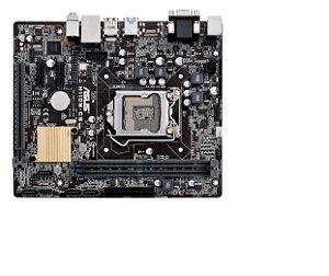 Placa Mae Asus H110M-CS/Br Micro Atx Ddr4 LGA 1151