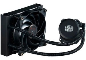 WATER COOLER MASTER LIQUID LITE 120V MLW-D12M-A20PW-R1 - COOLER MASTER - COMPATIVEL COM AM4