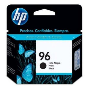 CARTUCHO DE TINTA C8767WB HP 96 PRETO 22ML