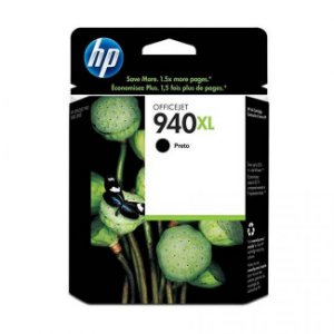 CARTUCHO DE TINTA HP 940XL PRETO 59,5ML (C4906AB)