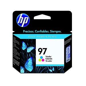 CARTUCHO DE TINTA HP 97 COLORIDO 17,5ML (C9363WB)