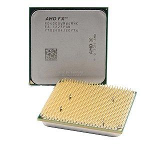 Processador AMD Fx 4300 3.8Ghz Cache 8Mb AM3+ - FD4300WMHKBOX