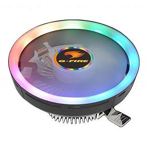 COOLER P PROCESSADOR PIXXO EWC4R INTELAMD RGB 124X120X69MM