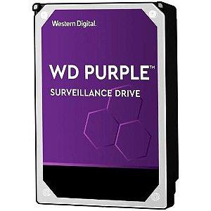 HDD WD PURPLE 10 TB PARA SEGURANCA VIGILANCIA DVR WD102PURZ