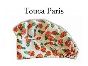 Touca Paris - abacaxi - Uniblu