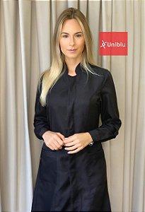Jaleco Imperatriz Slim - Black - Unibu
