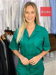 Macacão Veterinário Feminino - Uniblu