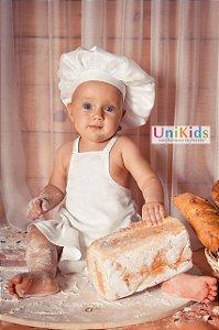 Avental Baby 1 a 2 anos - Unikids