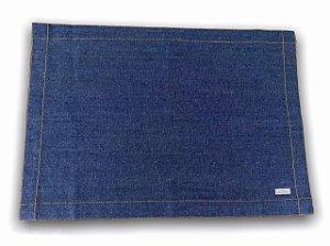 Jogo Americano Jeans - Azul - Mimos Têxtil