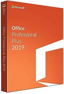 Office 2019 Pro Plus 32/64 Bits - Licença Vitalícia + Nota Fiscal