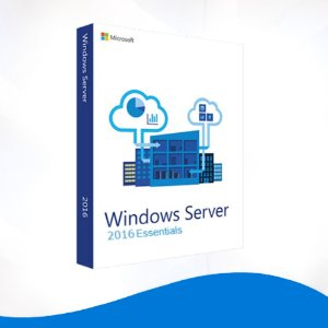 Windows Server 2016 Essentials - Licença Vitalícia + Nota Fiscal