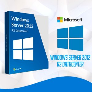 Windows Server 2012 R2 Datacenter - Licença Vitalícia + Nota Fiscal