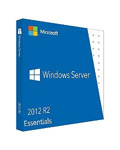 Windows Server 2012 R2 Essentials - Licença Vitalícia + Nota Fiscal