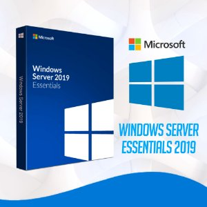 WINDOWS SERVER 2019 ESSENTIALS - LICENÇA VITALÍCIA + Nota Fiscal