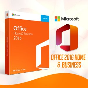 Office 2016 Home And Business - Licença Vitalícia + Nota Fiscal