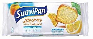 Bolo Zero Açúcar de Laranja SuaviPan 250g
